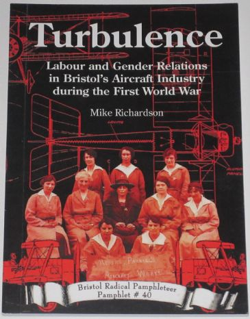 Turbulence, by Mike Richardson